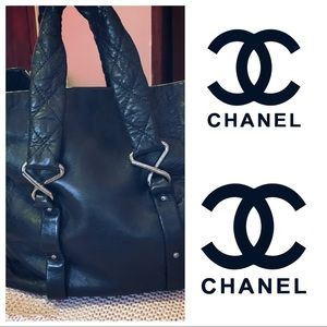Limited Edition 8 knot Chanel Tote